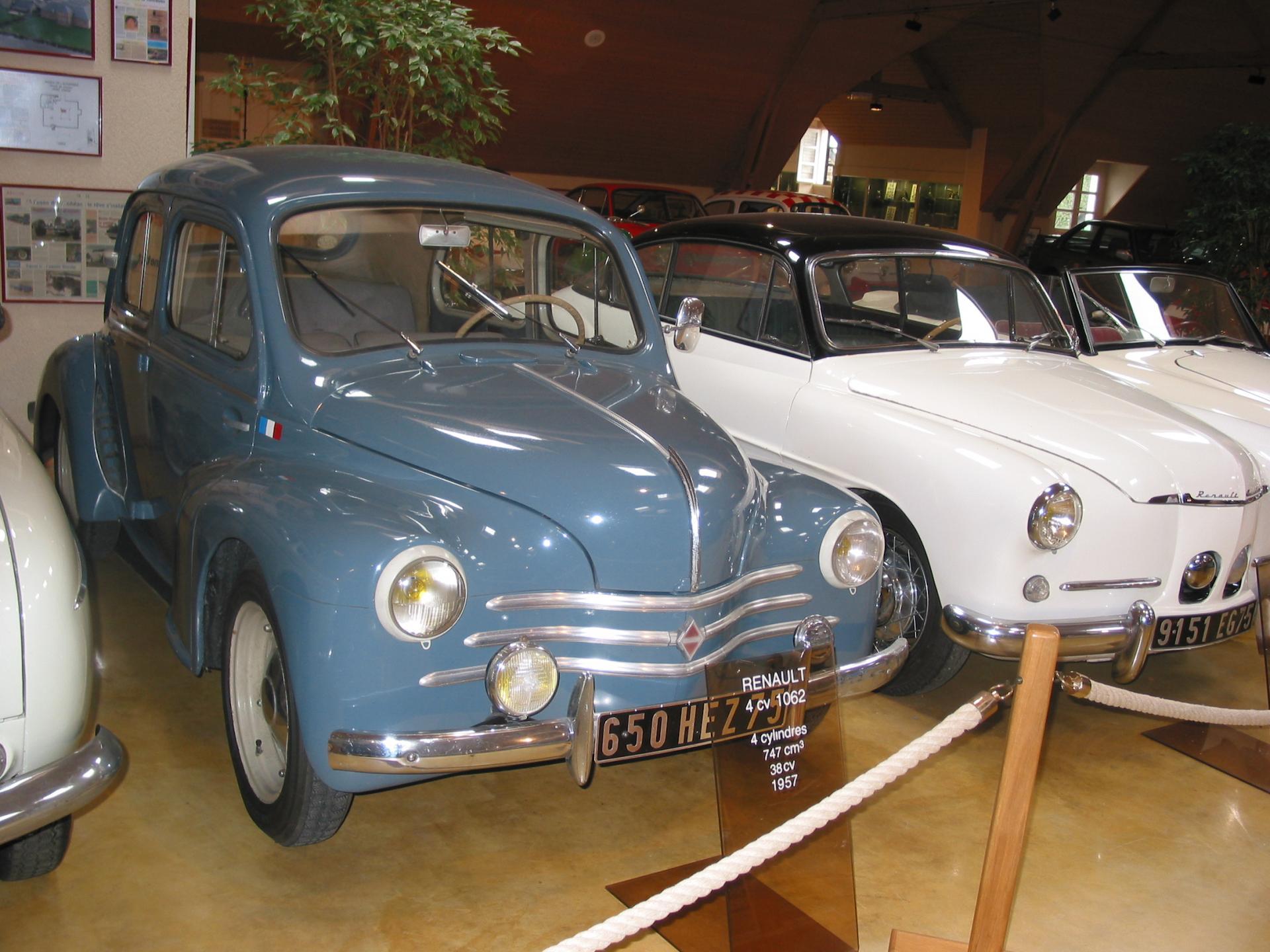 Musée automobile de Lohéac