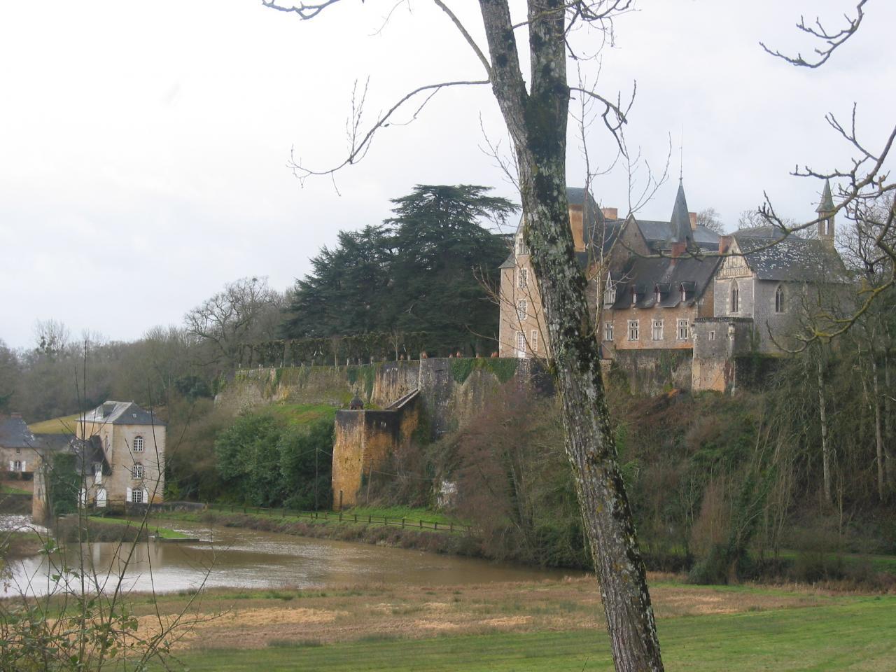 Le moulin de Thévalles
