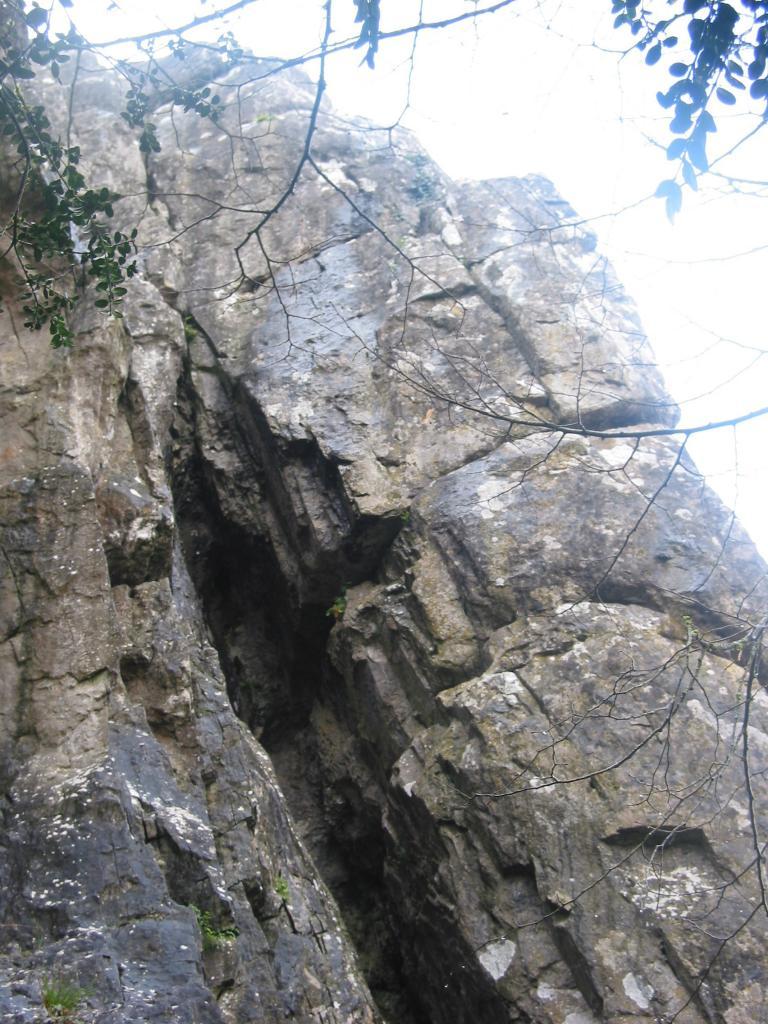 Près grotte de Rochefort