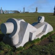 Sculptures de la vallée des Saints