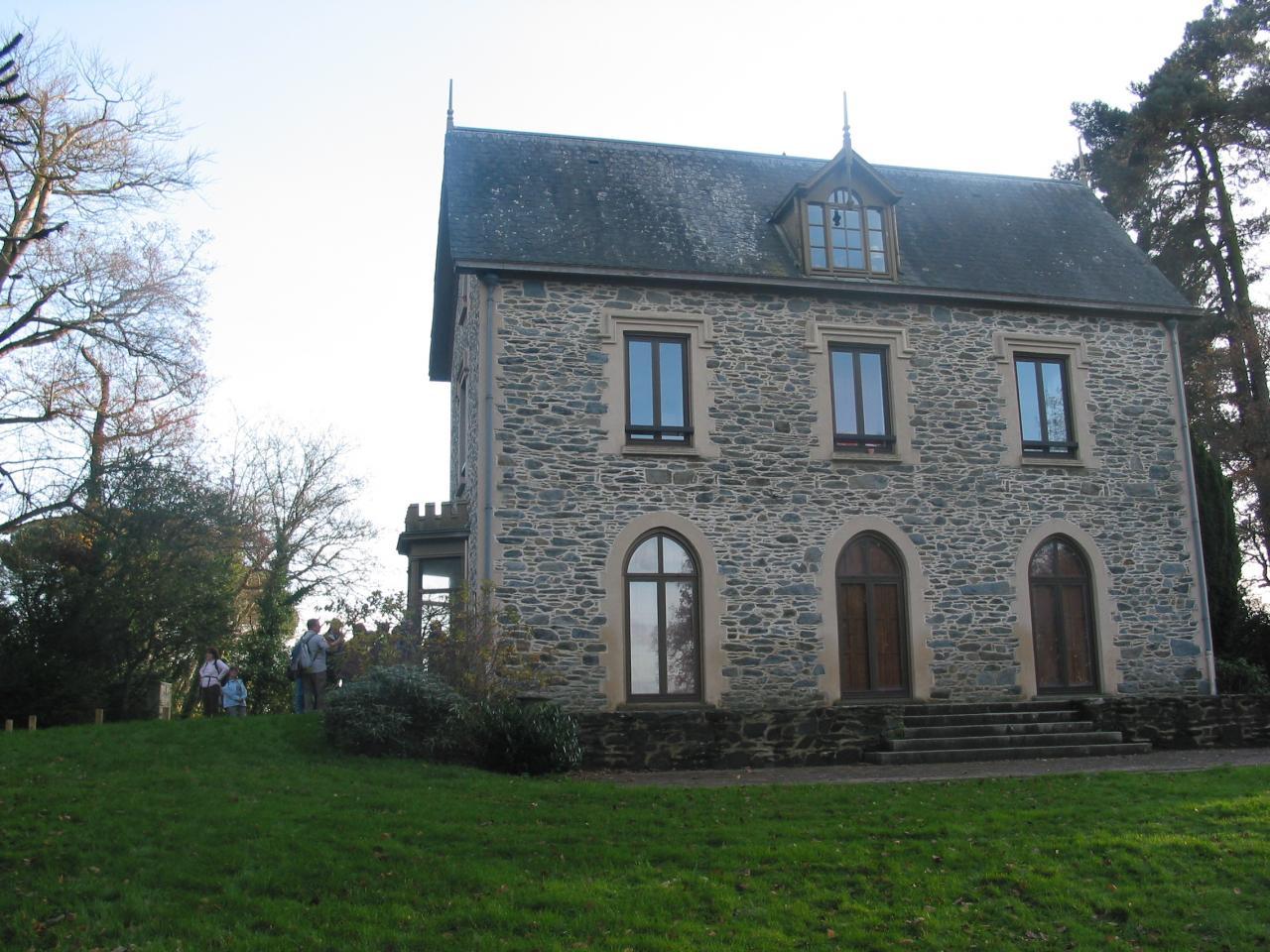 Randonnée à Cesson-Sévigné - Parcs et Jardins