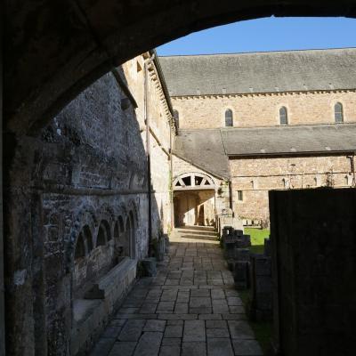Abbaye de la Lucerne d'Outremer